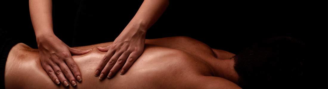 como realizar un masaje sensual a un hombre